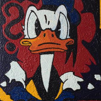Donald Fauntleroy Duck